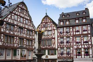 Fachwerk _Deisen Kaisersesch Cochem Eifelhaus Vakantiehuis in de Eifel an de Moezel vacation rental mosella river Ferienhaus
