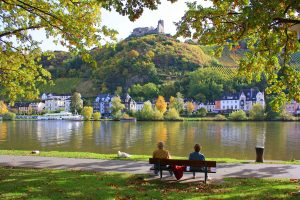 Mosel _Deisen Kaisersesch Cochem Eifelhaus Vakantiehuis in de Eifel an de Moezel vacation rental mosella river Ferienhaus